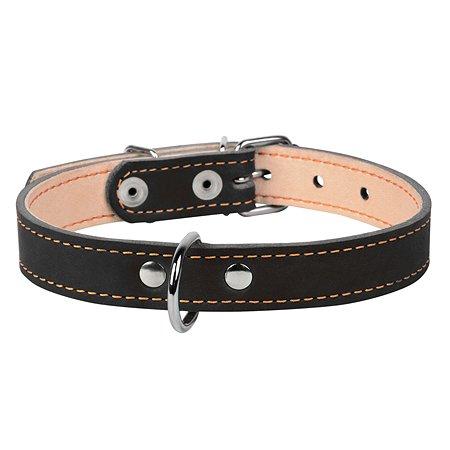 Ошейник для собак CoLLar средних пород двойной Черный 00121