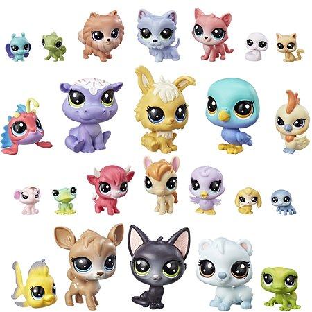 Набор игровой Littlest Pet Shop 12 счастливх петов в ассортименте E3034EU4