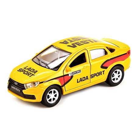 Машина Технопарк LADA VESTA SPORT инерционная 12 см