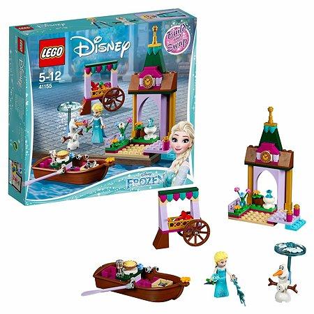 Конструктор LEGO Приключения Эльзы на рынке Disney Princess (41155)