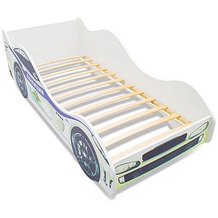 Кровать-машина Бельмарко Полиция 518