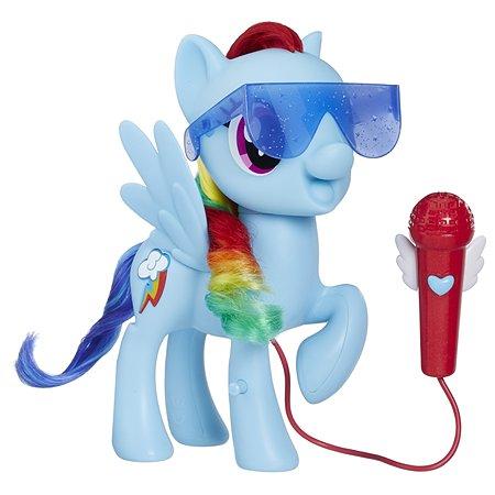 Игрушка My Little Pony Поющая Радуга E1975121