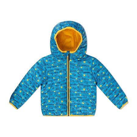 Куртка BabyGo голубая