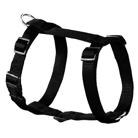 Шлейка для собак Hunter Smart Ecco Sport L Черная