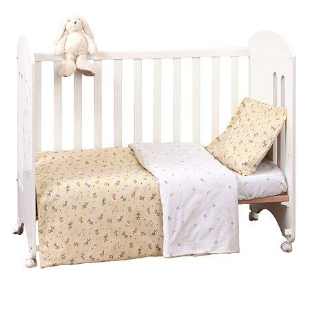 Комплект постельного белья MIRAROSSI Ninna Nanna Felicita Beg