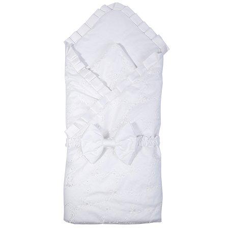 Конверт-одеяло Babyton Felicita на выписку Ecru