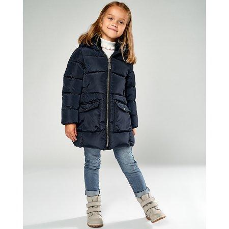 Пальто Futurino тёмно-синее
