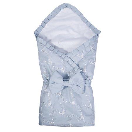Конверт-одеяло Babyton Felicita Azzurro на выписку