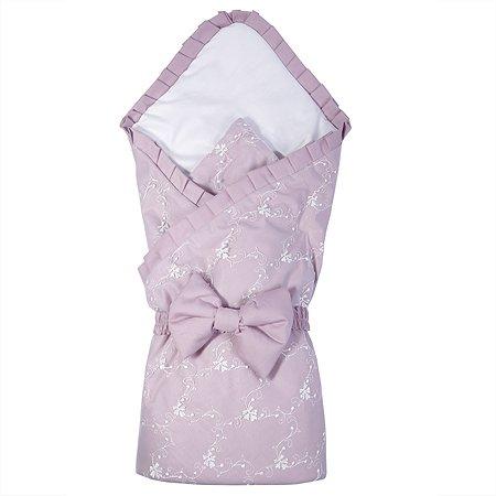 Конверт-одеяло Babyton Felicita на выписку Rosa