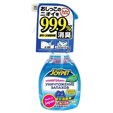 Уничтожитель меток и запахов Joypet для кошачьего туалета 270мл