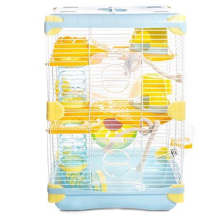 Клетка для грызунов Triol Парк приключений 40691065