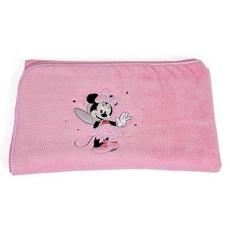 Плед Polini kids Disney baby Минни Маус Розовый