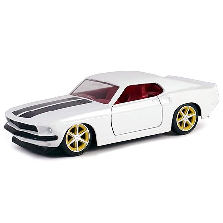 Машинка Fast and Furious Jada 1:32 1969 Ford Mustang MK1-Free Rolling 99517