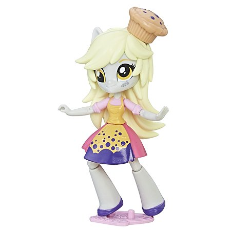 Мини-кукла MLP Equestria Girls My Little Pony Кексик C2185EU40