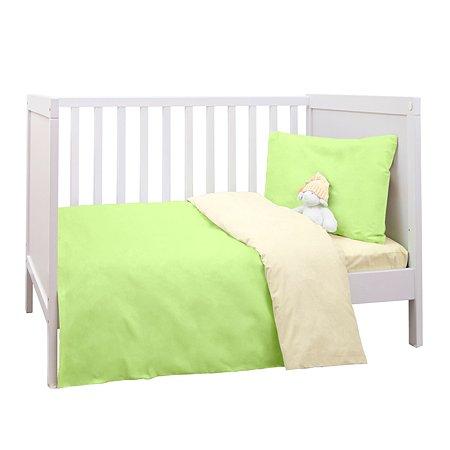 Комплект постельного белья MIRAROSSI Ninna Nanna Lime