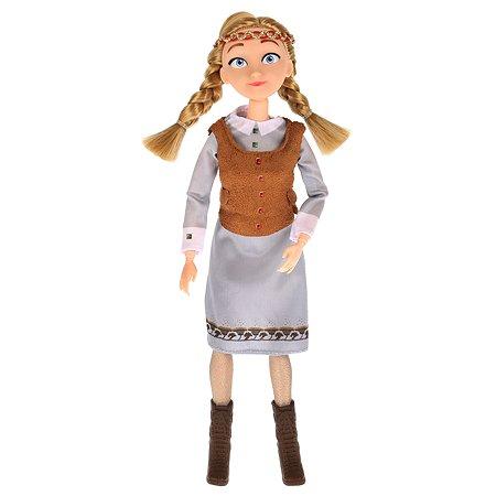 Кукла Карапуз Герда Снежная Королева +платье 279150