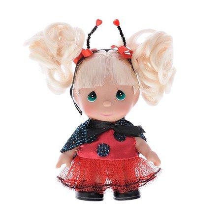 Кукла Precious Moments MINI Божья коровка 14 см