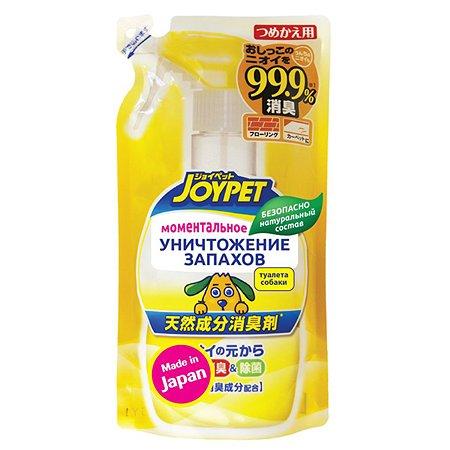 Уничтожитель запахов Joypet для туалета собак сменный блок 240мл