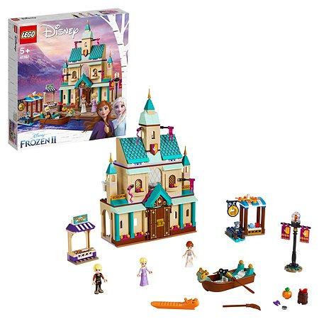 Конструктор LEGO Disney Frozen Деревня в Эренделле 41167
