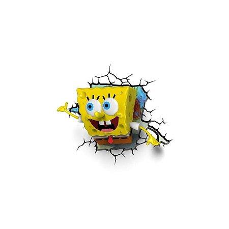 Светильник 3D 3DLightFx Spongebob