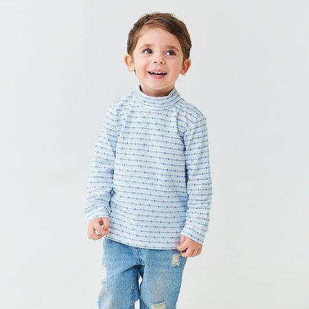 Водолазка Baby Go Trend голубая