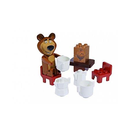 Конструктор Маша и Медведь Стартовый набор 7-11 дет. в ассортименте