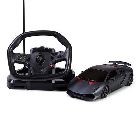 Машинка р/у Rastar Lamborghini SE 1:18 серая