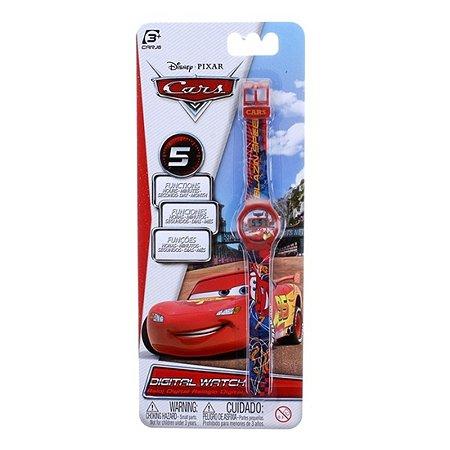 Часы наручные электронные Disney Cars (Тачки)