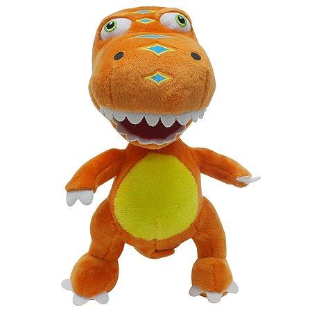 Динозавр Поезд динозавров Бадди говорящий