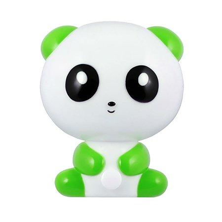 Ночник СТАРТ Панда (зеленый)