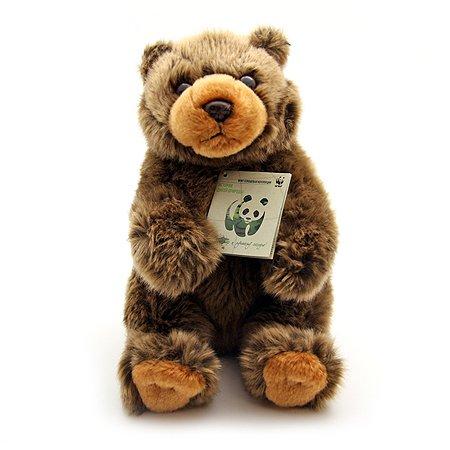 Медведь WWF 23 см  бурый