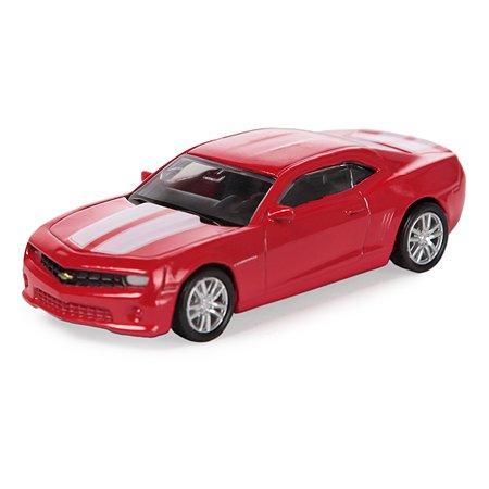Машинка Mobicaro Chevrolet Camaro 1:60 Красная