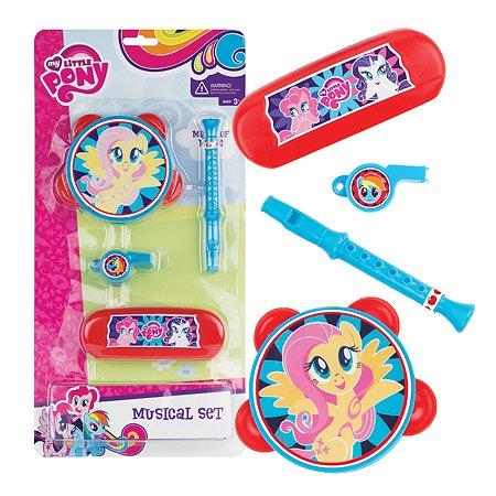 Набор EstaBella Веселый концерт My Little Pony (4 инстр)
