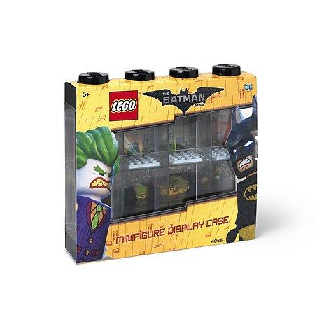 Дисплей LEGO для минифигур  8 шт Batman