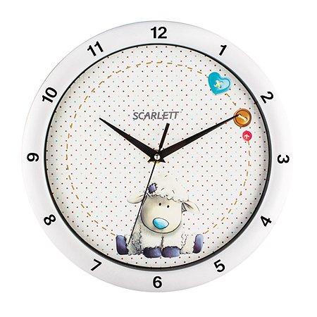 Настенные часы Scarlett SC-WC1005I