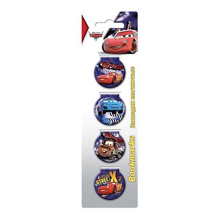 Закладки магнитные Kinderline Cars