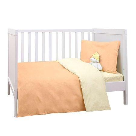 Комплект постельного белья MIRAROSSI Ninna Nanna Peach