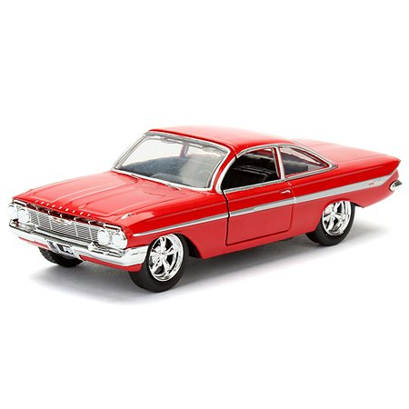 Машинка Fast and Furious Jada 1:32 Ff8 1961 Chevy Impala-Free Rolling 98304