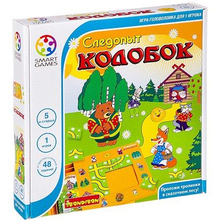 Логическая игра Bondibon Колобок