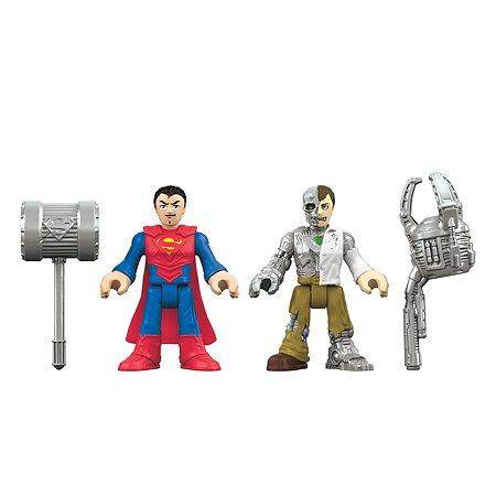 Фигурки IMAGINEXT DC Super Friends DFX91