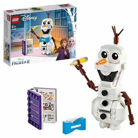 Конструктор LEGO Disney Frozen Олаф 41169