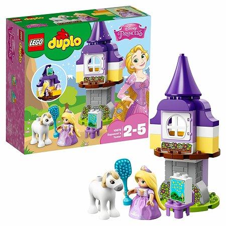 Конструктор LEGO Башня Рапунцель DUPLO Princess TM (10878)