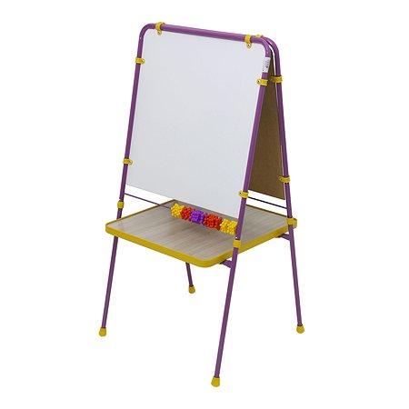 Мольберт Фея Фиолетовый 0005537-7