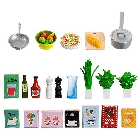 Аксессуары для домика Lundby Кухня 28предметов LB_60508900