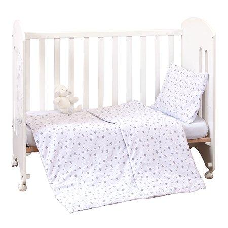 Комплект постельного белья MIRAROSSI Ninna Nanna Stellina Mio