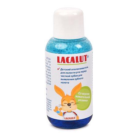 Ополаскиватель для рта LACALUT перед чисткой зубов 50мл