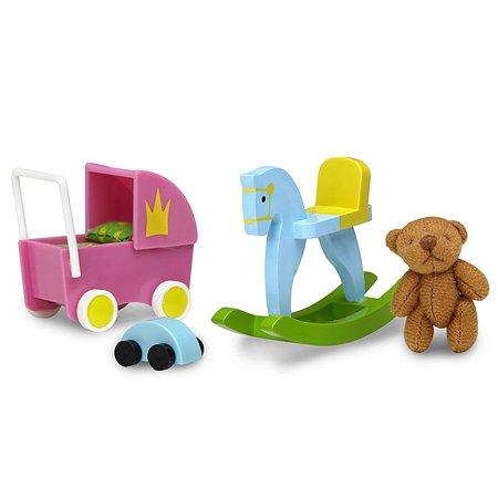 Аксессуары для домика Lundby Смоланд Игрушки для детской 4предмета LB_60509100