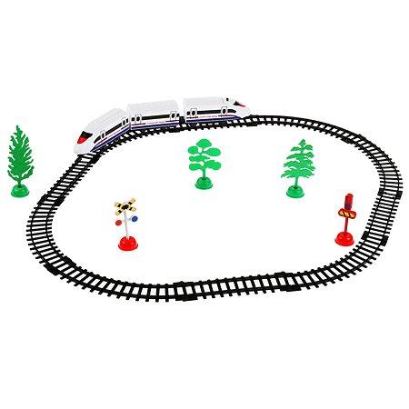 Игрушка Играем вместе Железная дорога 295967