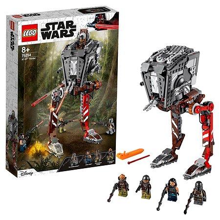 Конструктор LEGO Star Wars Episode IX Диверсионный AT-ST 75254
