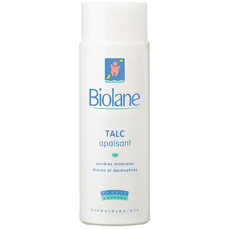 Тальк Biolane Успокаивающий 100 г BTDEXP